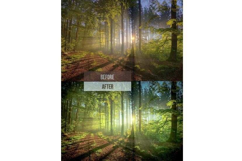 269 Premium Landscape Lightroom Presets (Presets for Lightroom 5,6,CC) example image 5