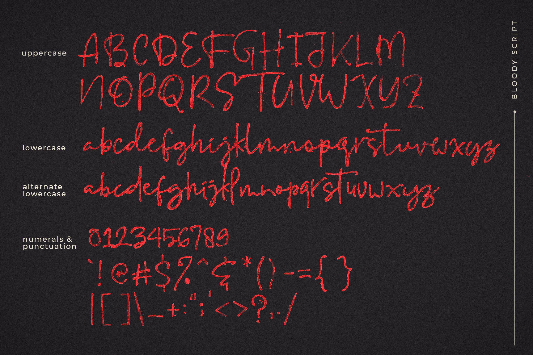 Bloody Script example image 2