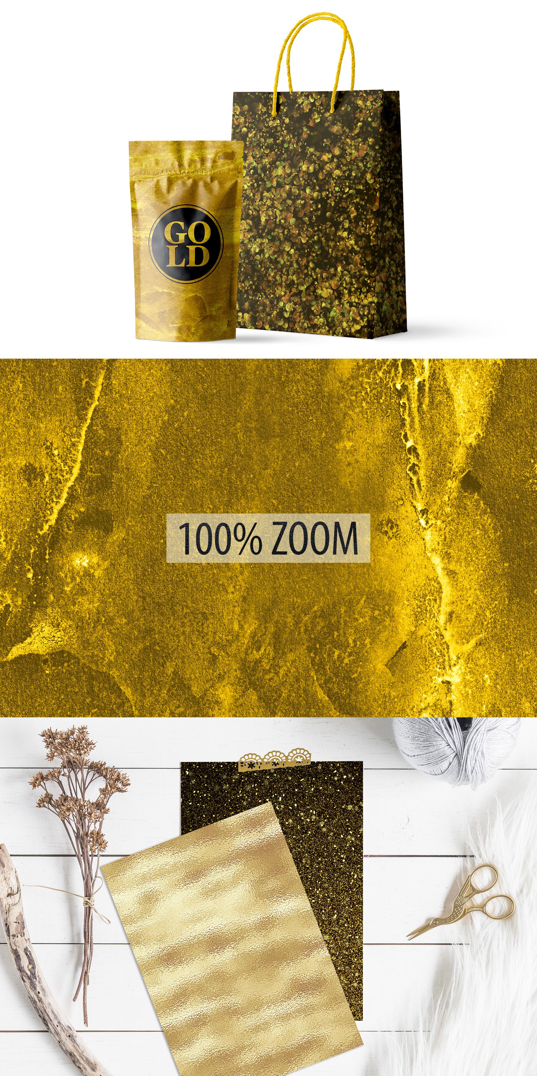Noir - Patterns & Textures Bundle example image 5