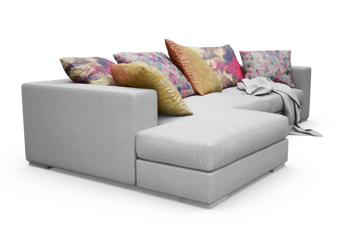 Sofa-Pillows Mockup example image 5