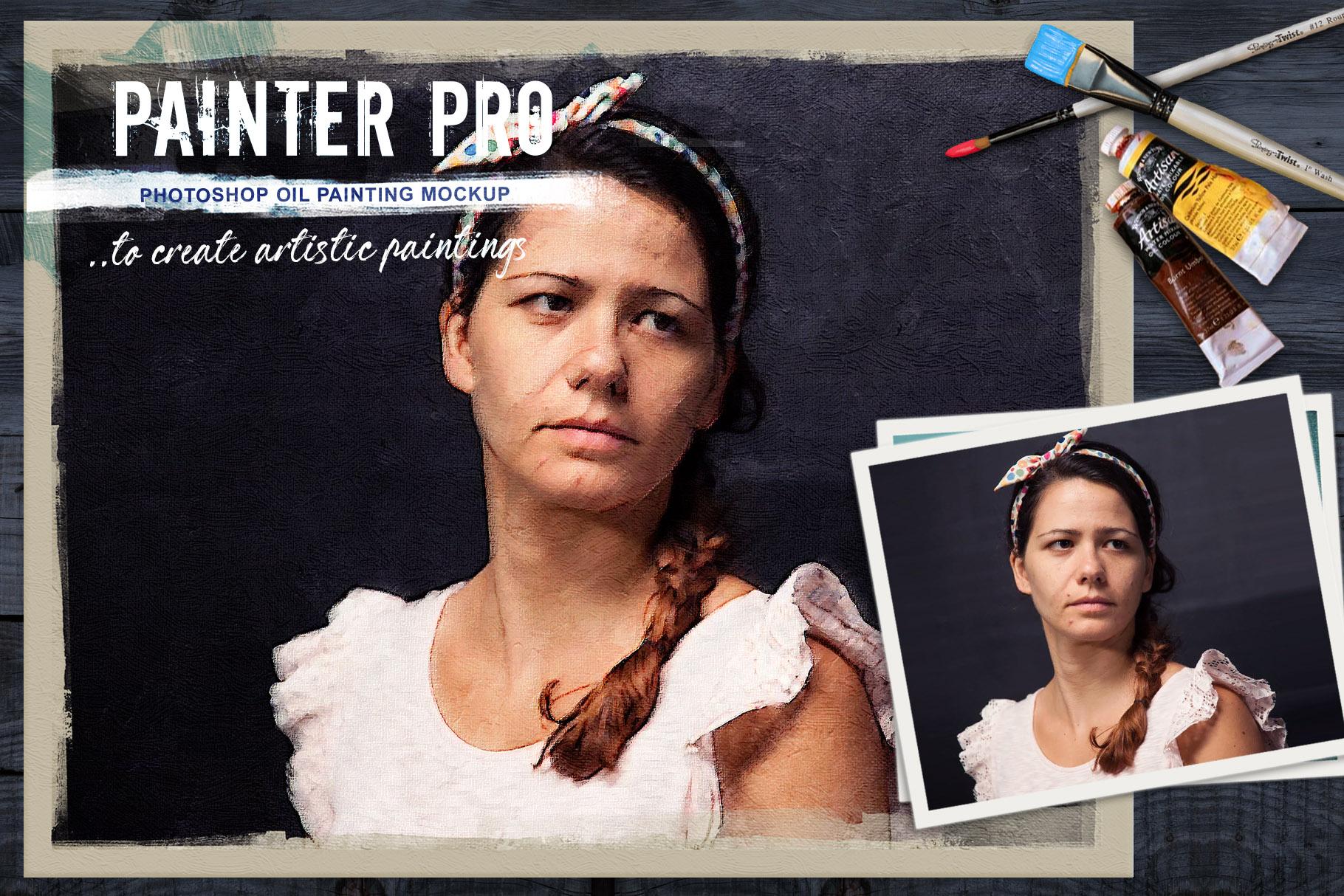 Painter Pro example image 3