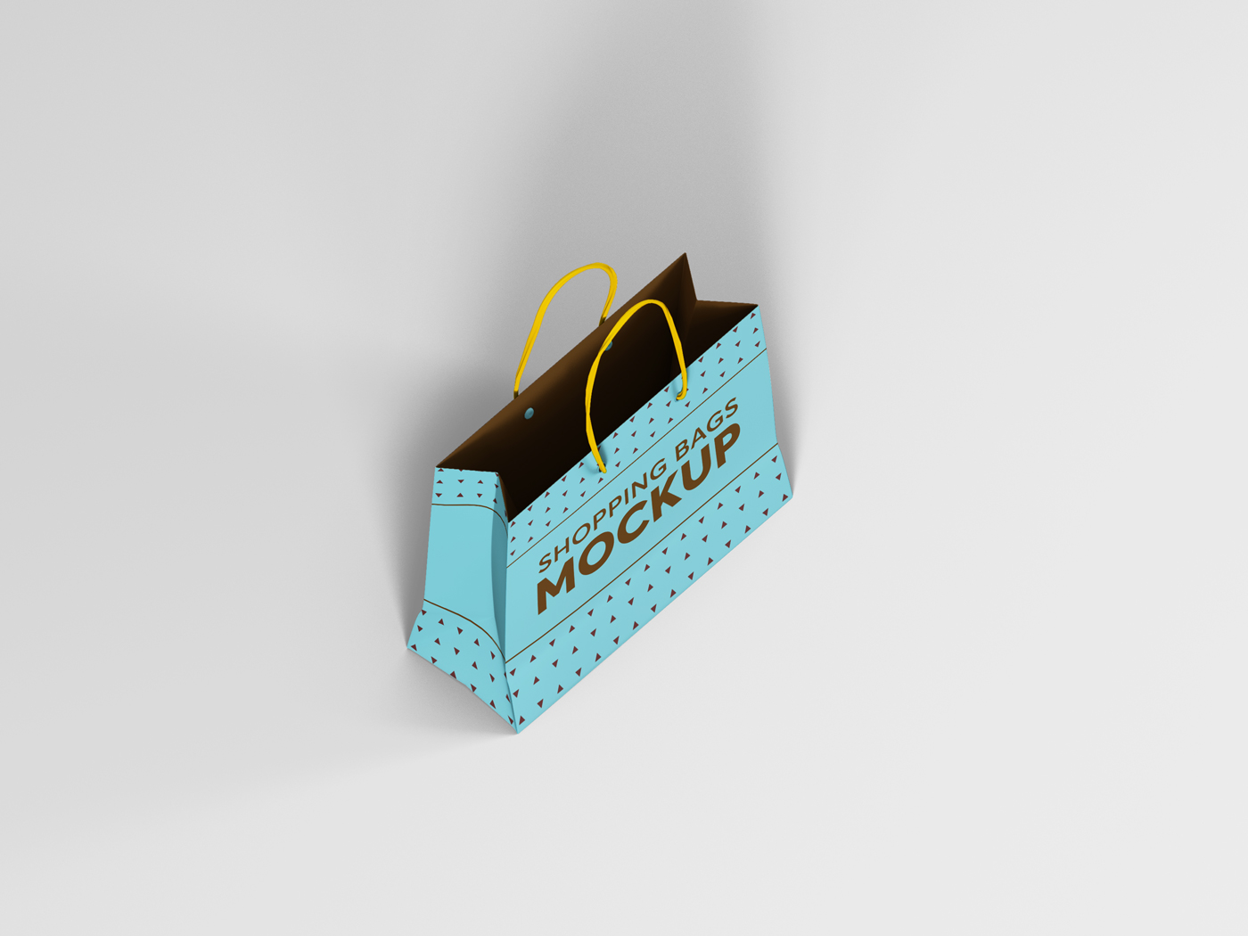 Shopping Bag Mockups V2 example image 8
