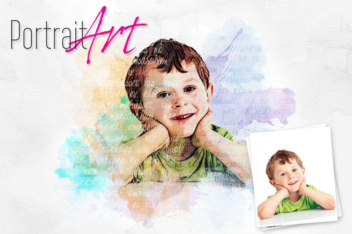 Portrait Art example image 5