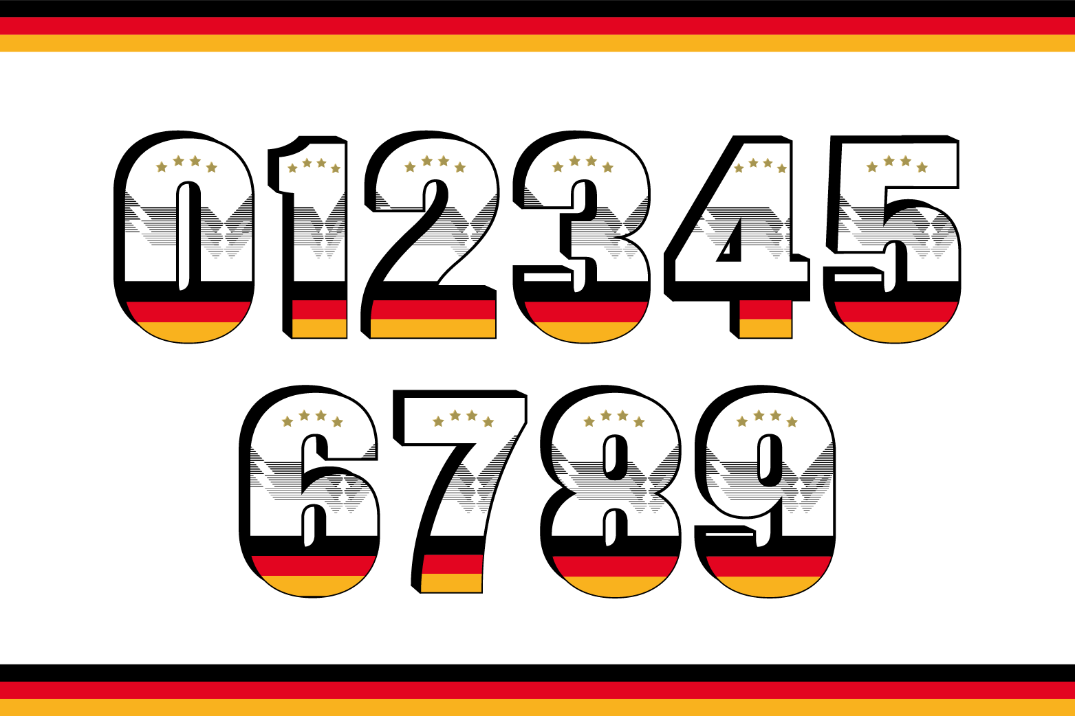 Germany Font example image 6