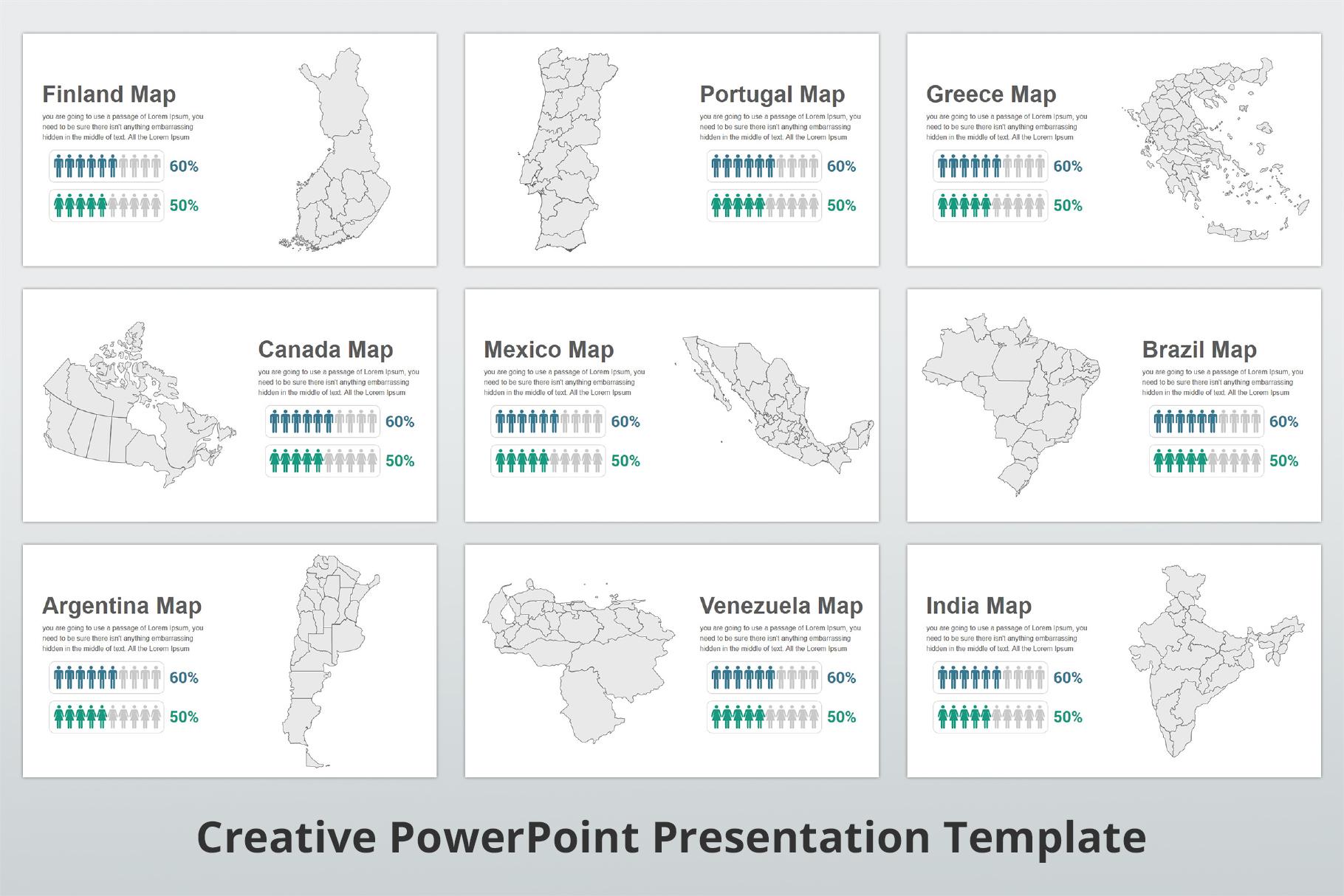 Creative multipurpose PowerPoint Presentation Template example image 20