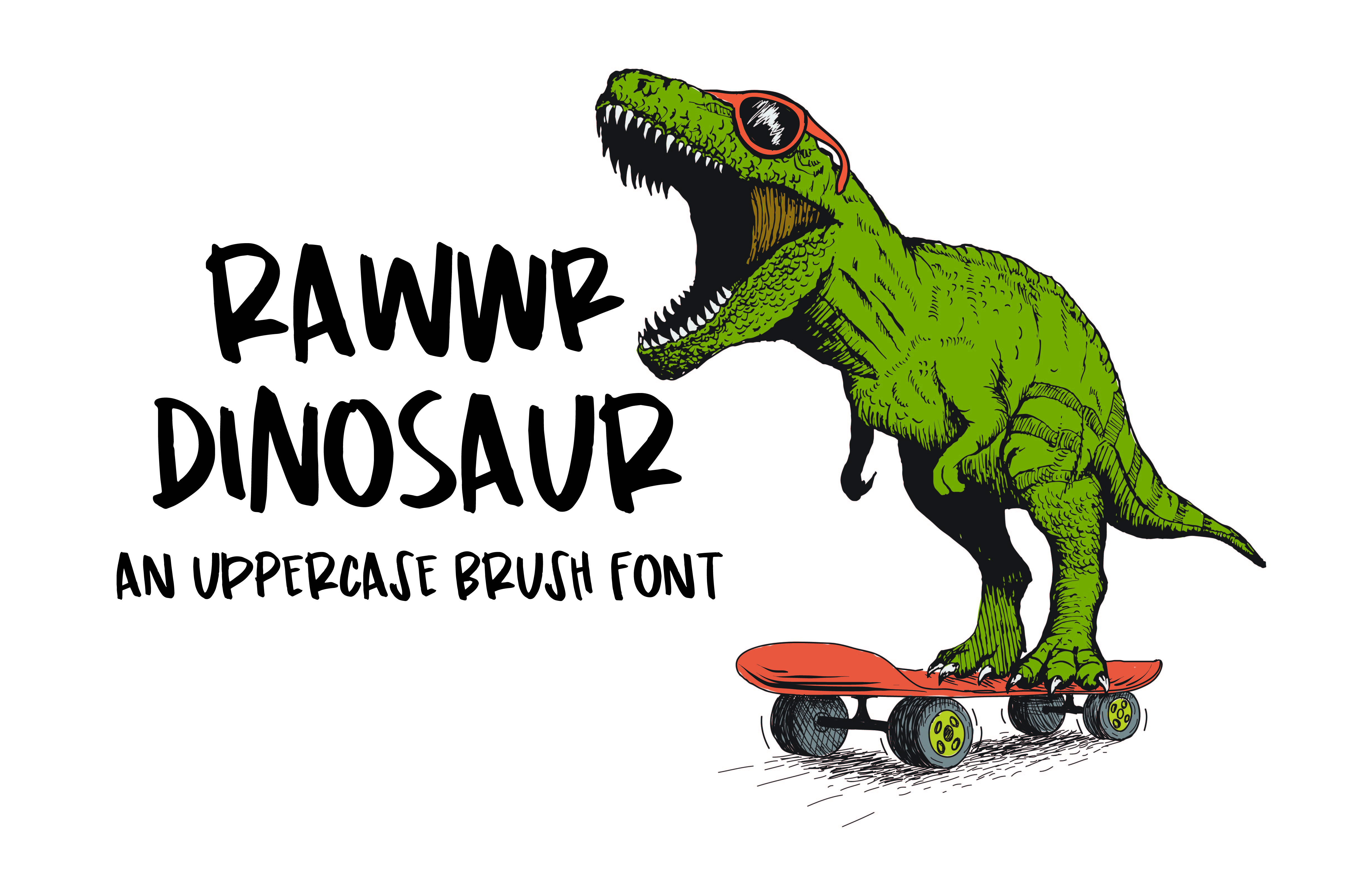 Rawwr Dinosaur example image 1