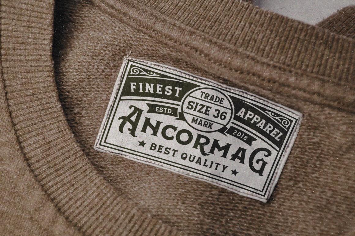Aerohate Typeface example image 7