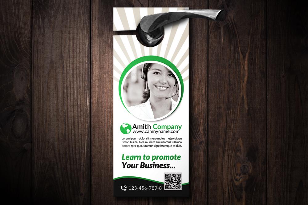 Creative Business Door Hangers example image 1