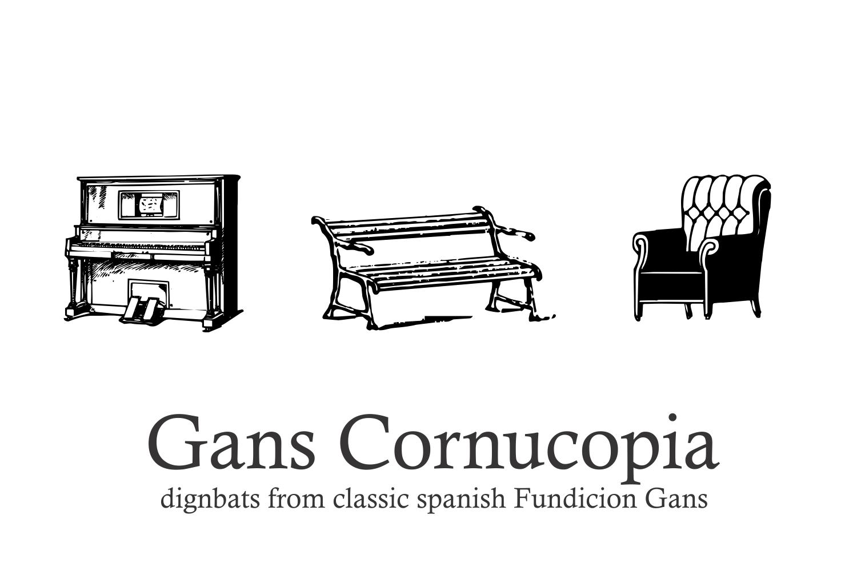 Gans Cornucopia example image 3