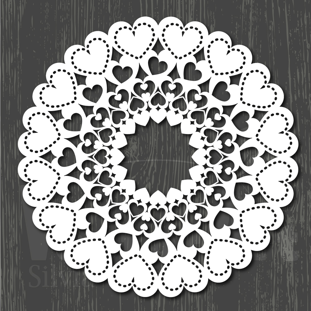 Mandalas SVG - Cut Files for Beginners example image 4