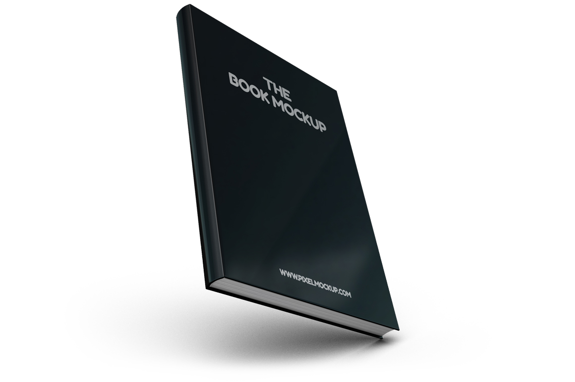 The Book Mockup example image 5