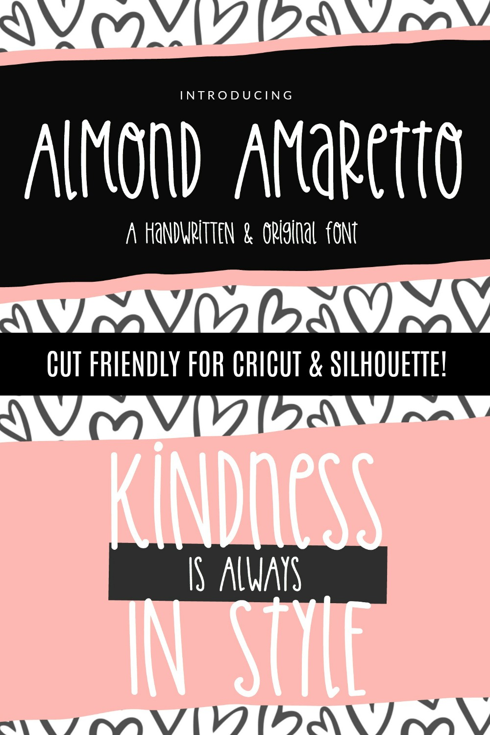 Almond Amaretto- Handwritten Font example image 10