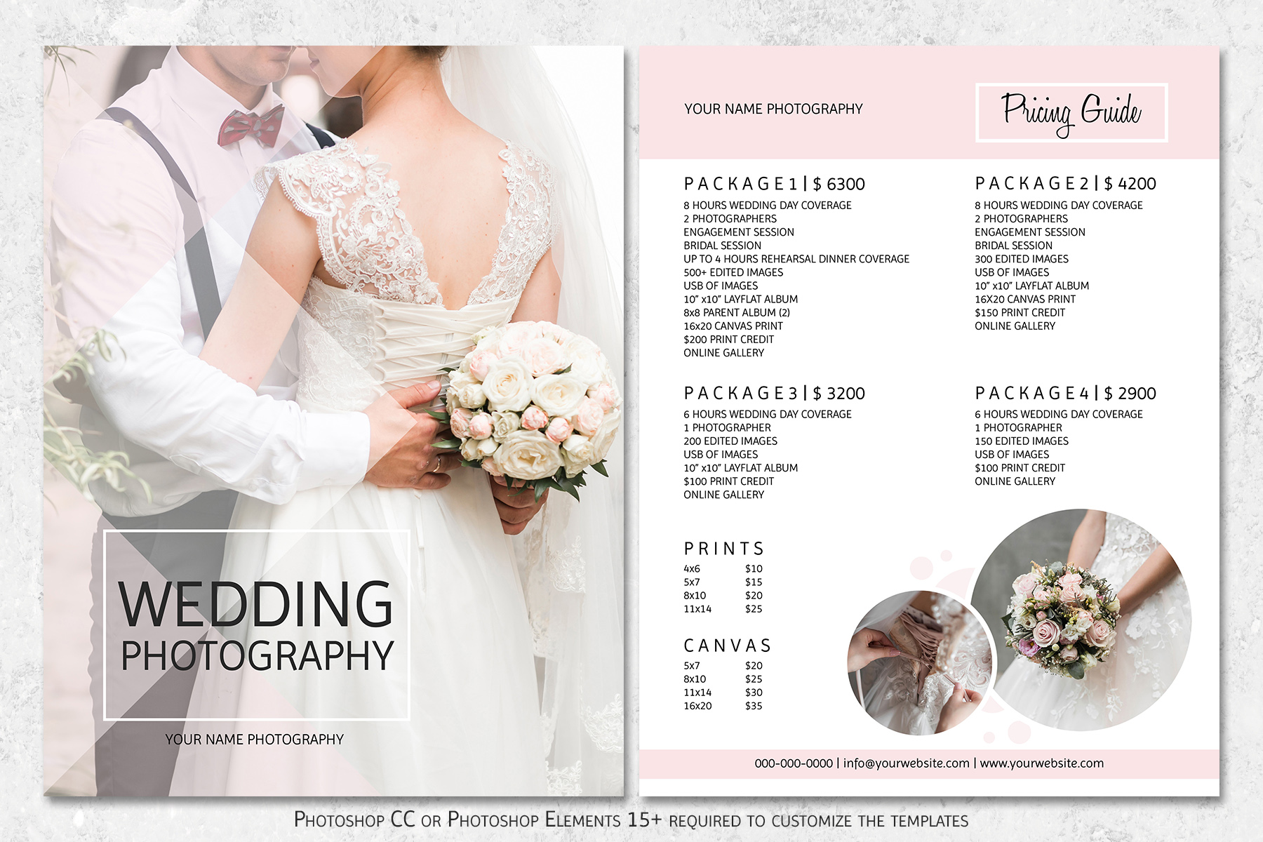 Wedding Photography Pricing.Wedding Photography Pricing Guide Template