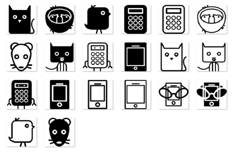Cute icon example image 1