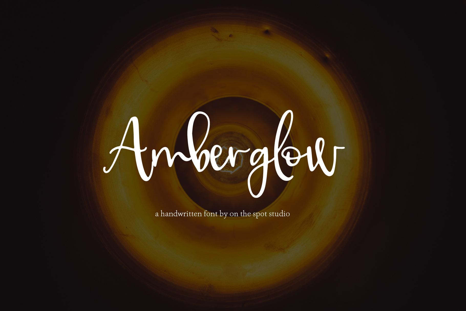 Amberglow example image 1