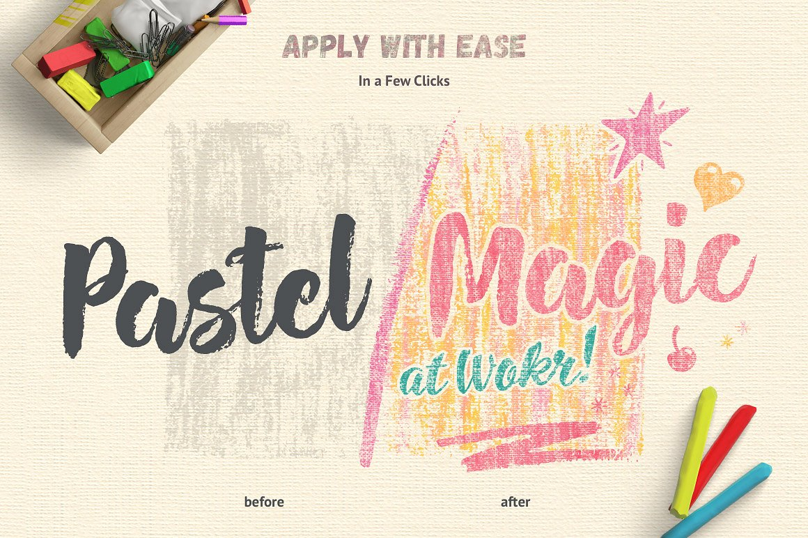 Artistic Studio: Pastel Toolkit example image 5