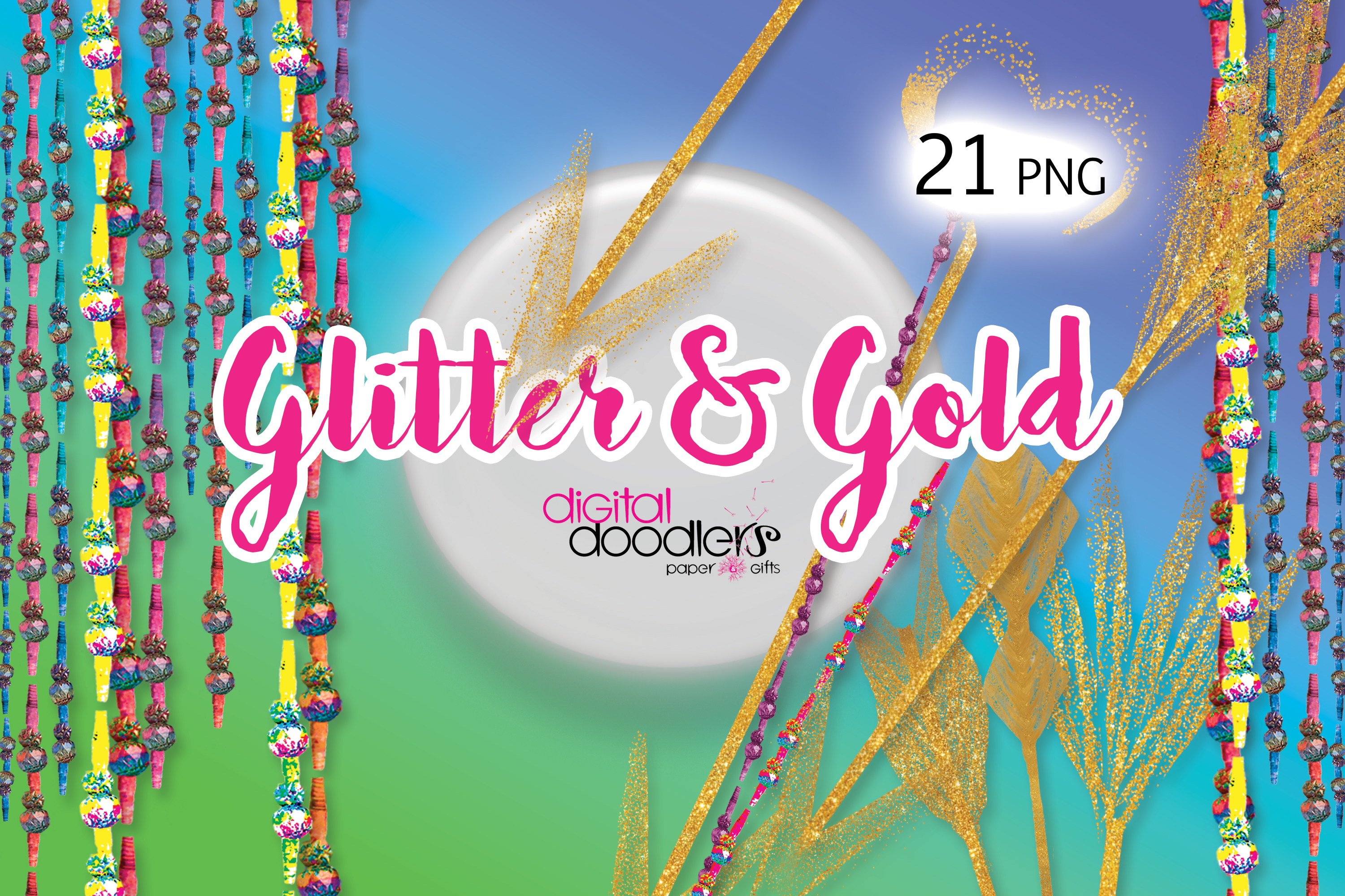 Glitter & Gold example image 3