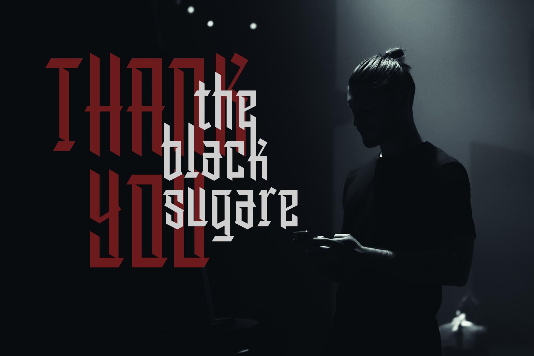 The Black Sugare example image 11