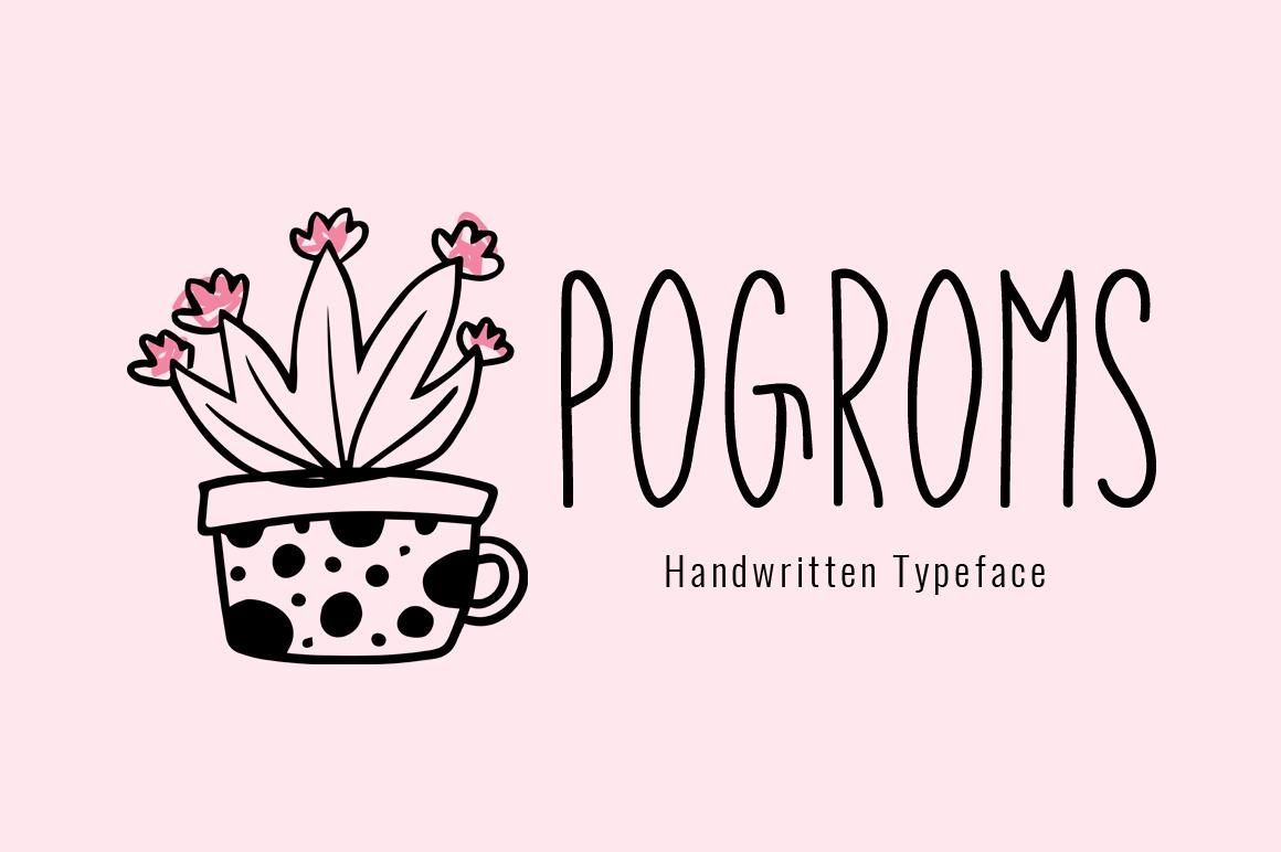 Pogroms example image 1