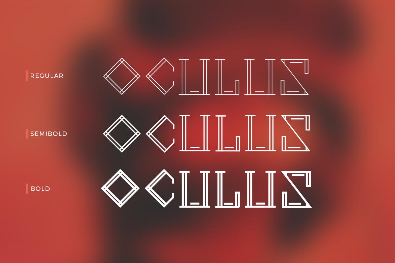 Metropolia - Futuristic font example image 10