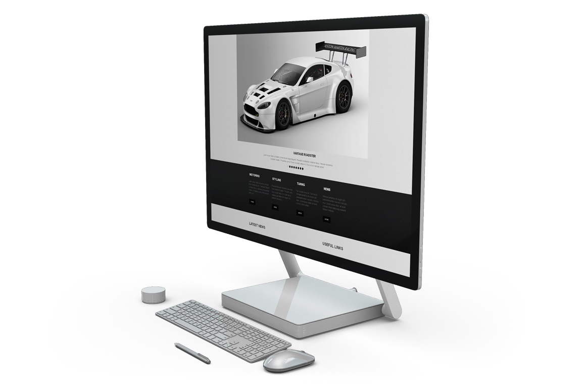 Surface Book Mockup example image 4