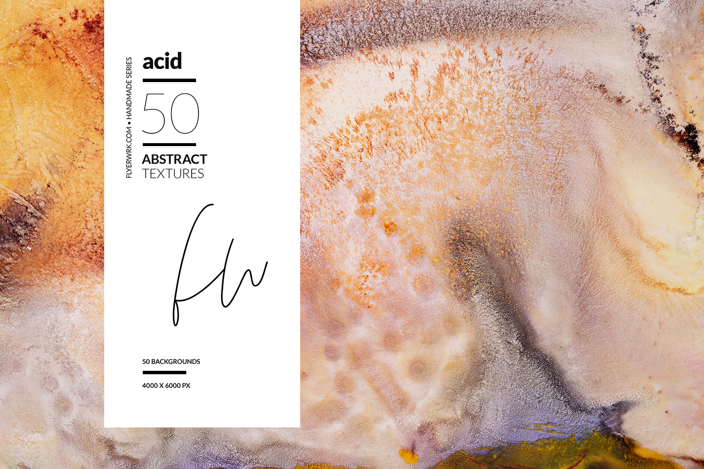 Acid - 50 Abstract Textures example image 9