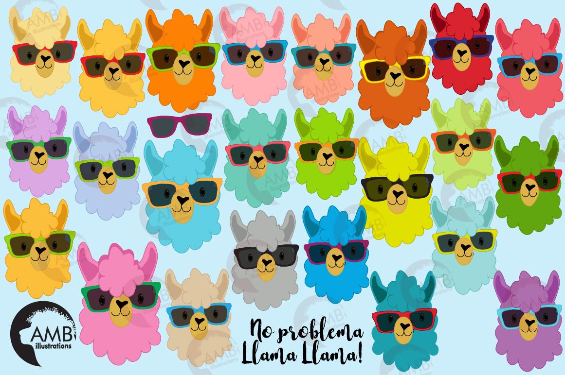 100 LLamas, 100 Alpacas! AMB-2100 example image 2