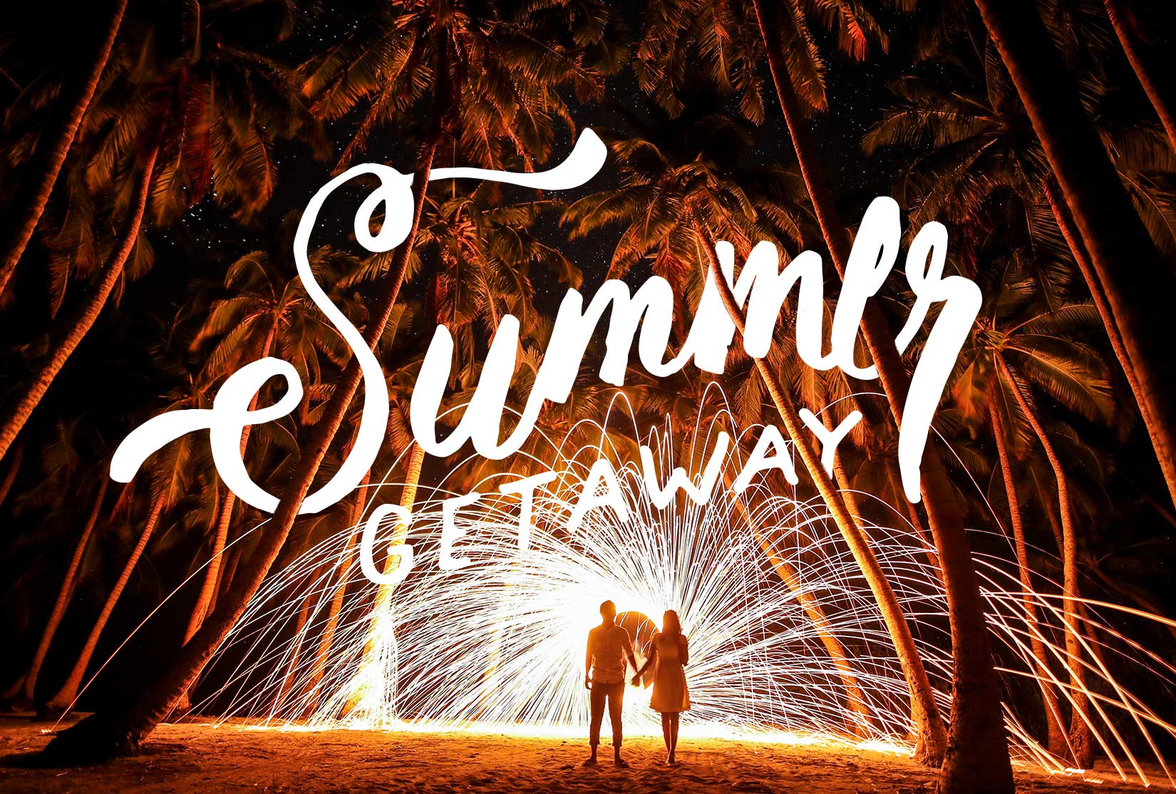 Summer Fun Lettering Pack example image 6