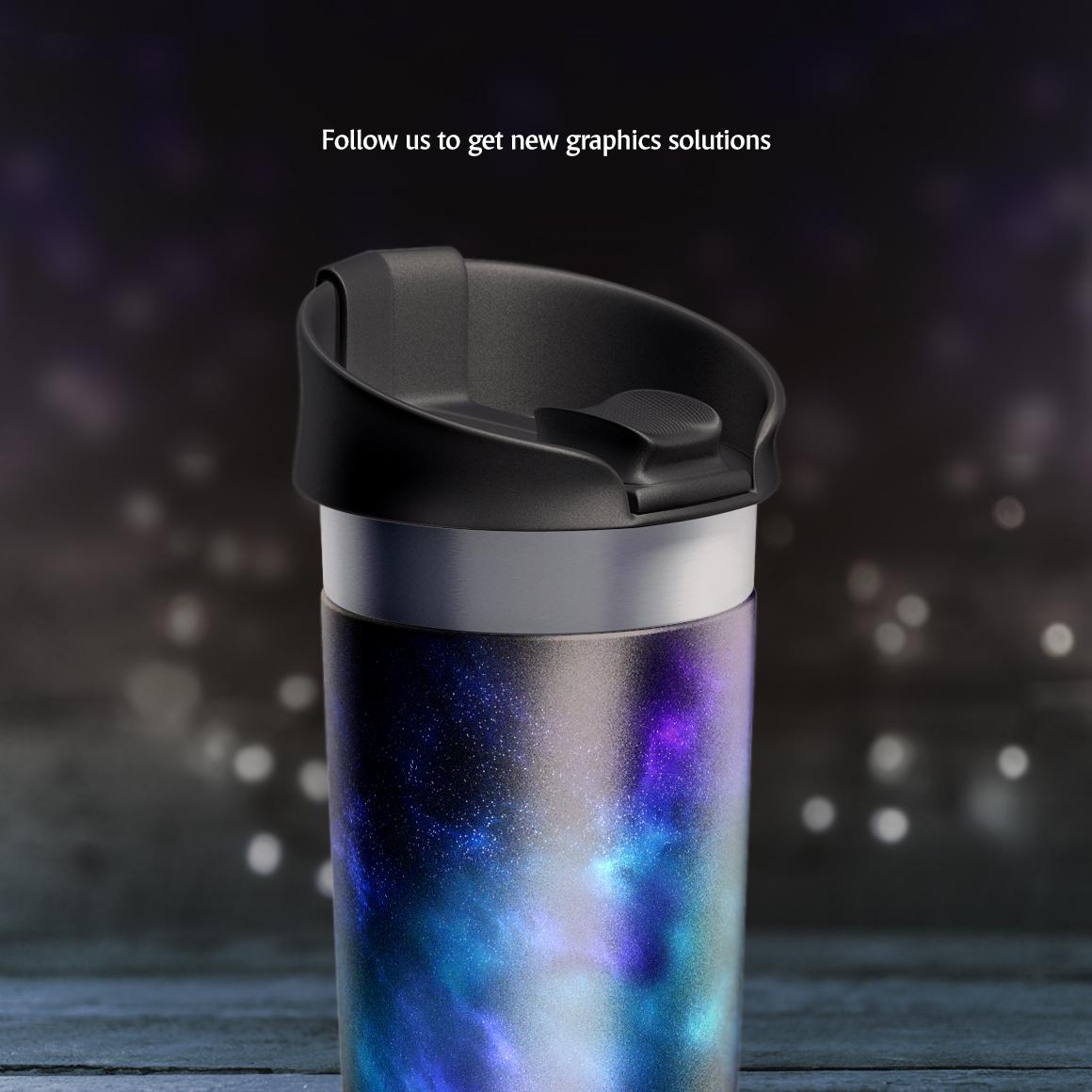 Travel Mug Mockup example image 8
