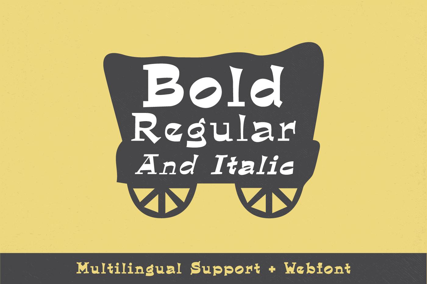 El Dorado - Mexican Typeface example image 4