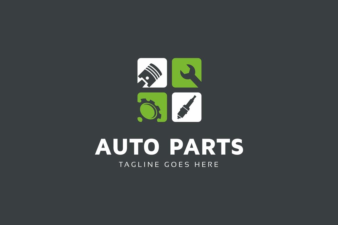 Auto Parts Logo example image 2
