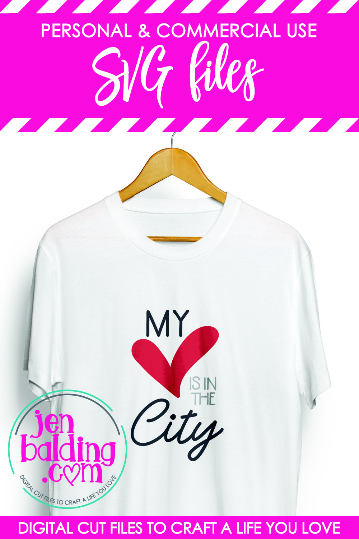 City Life SVG Mini Bundle example image 2