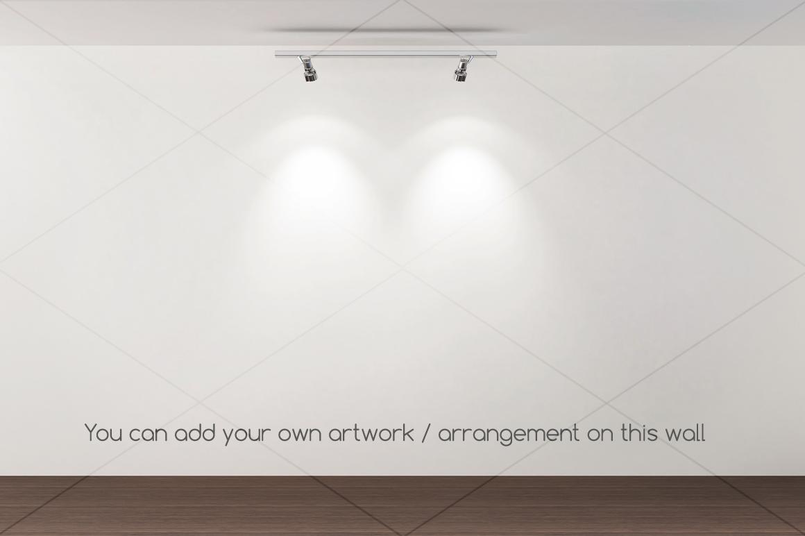 Art Gallery Artwork/Poster mockup example image 5