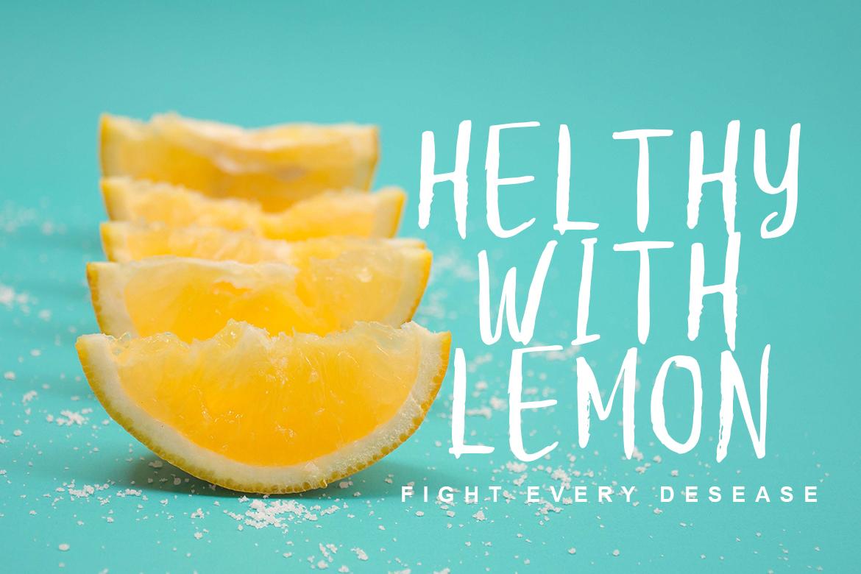 Lemonadut Fresh Font example image 3