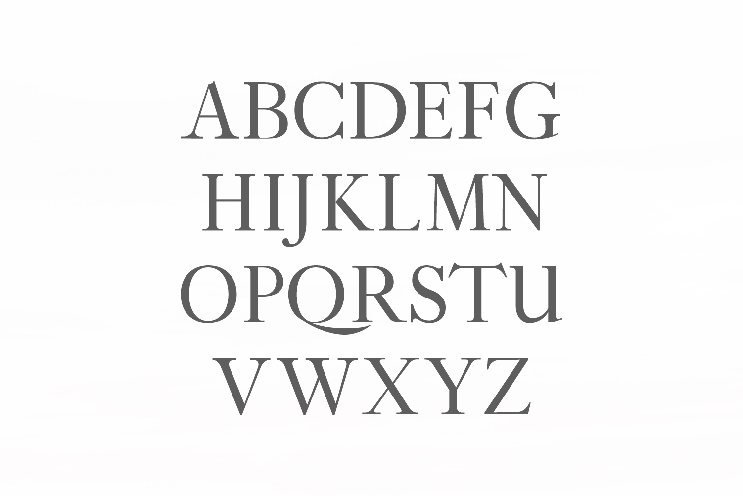 Adallyn Serif Font Family Pack example image 2