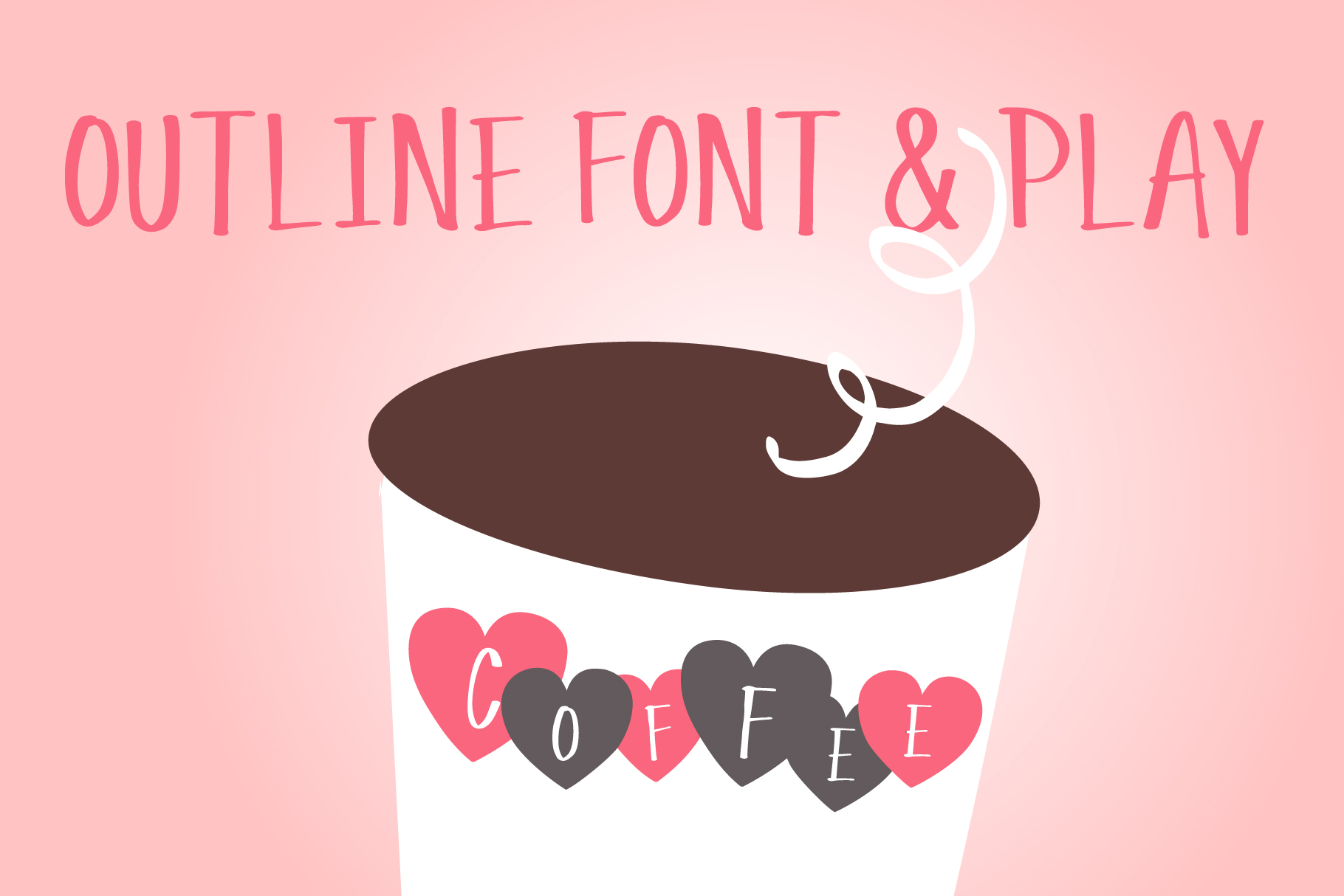 Simple Love Font example image 6