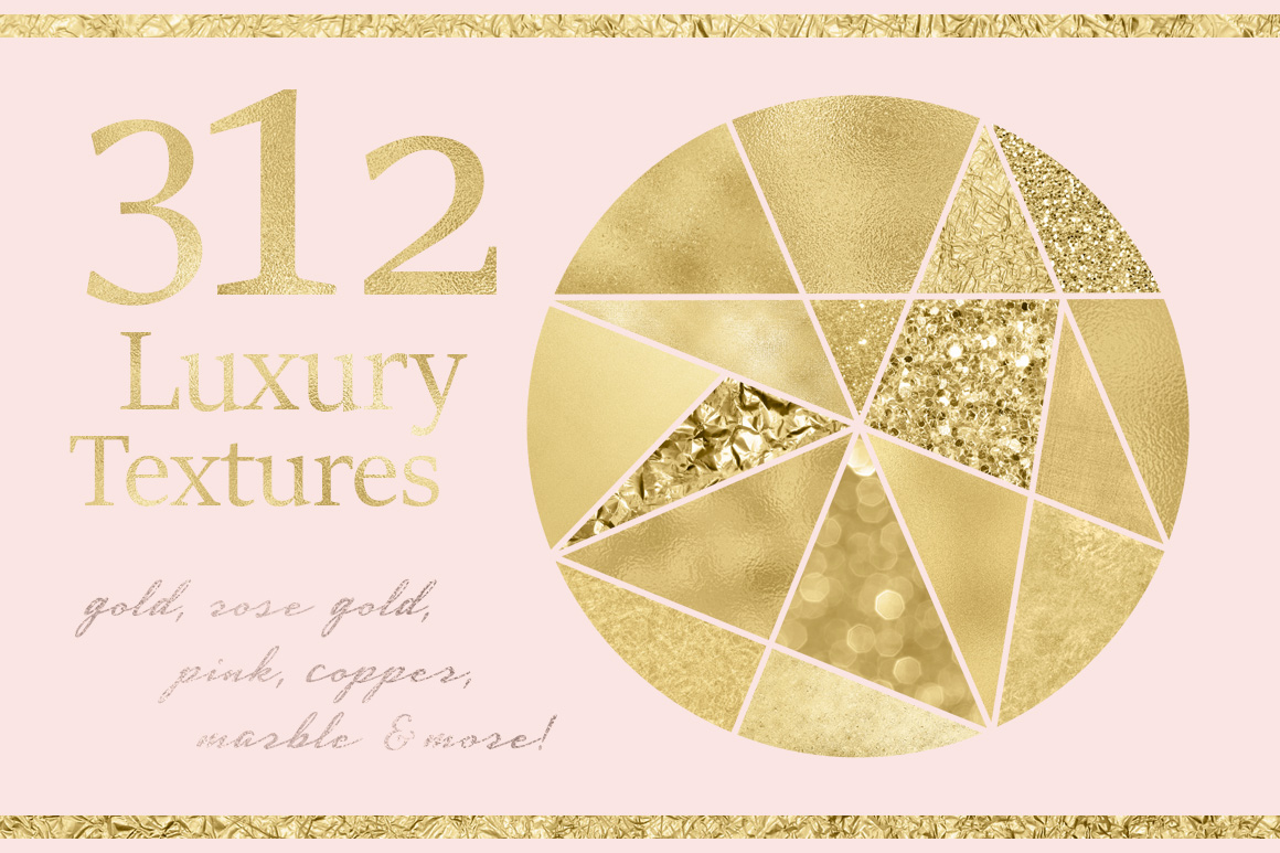Luxury Textures Bundle example image 1