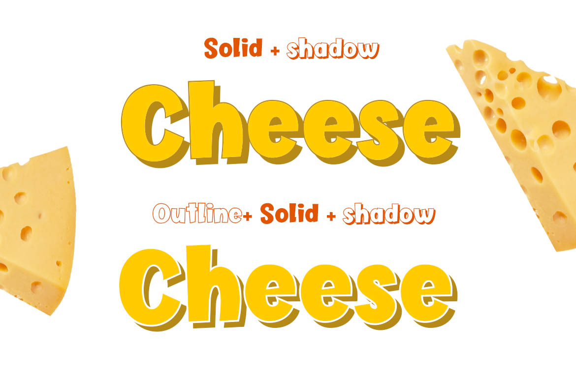 Butter Layer - 4 Fonts example image 4
