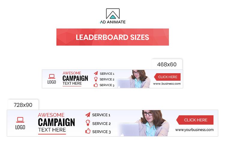 Multipurpose Animated Ad Banner Template -MU002 example image 4