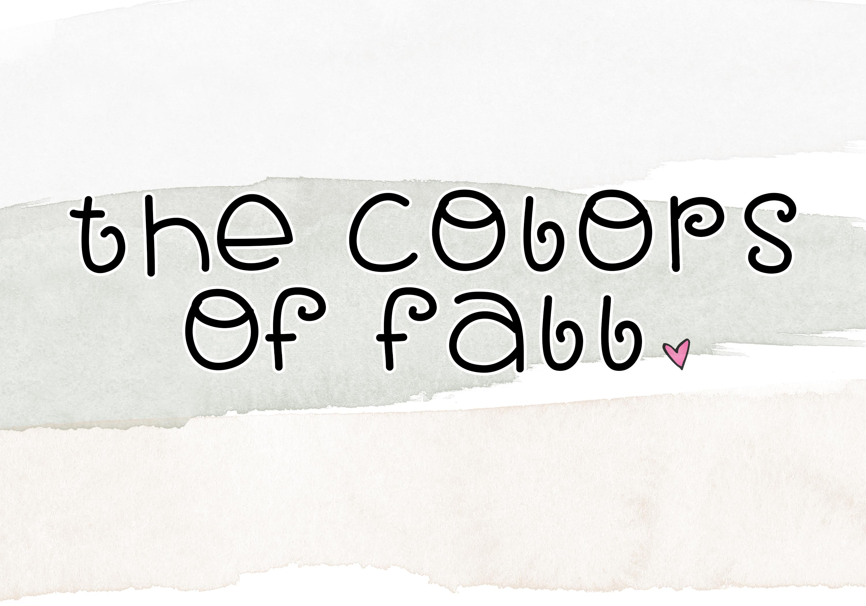 Fall Breeze - A Fun Handwritten Font example image 2