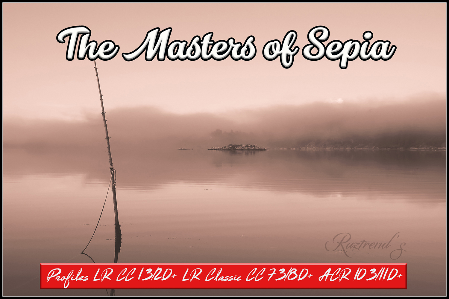 The Masters of Sepia profiles LR 7.3 ACR 10.3 example image 1