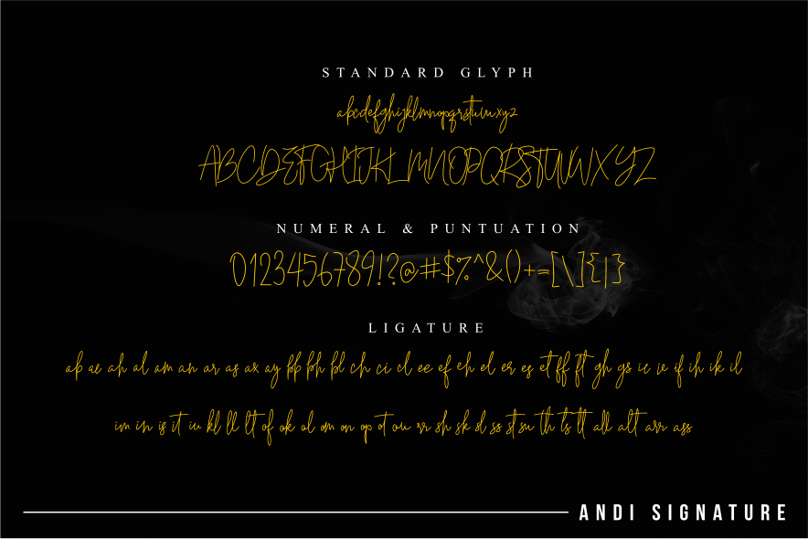 Andi Signature example image 5