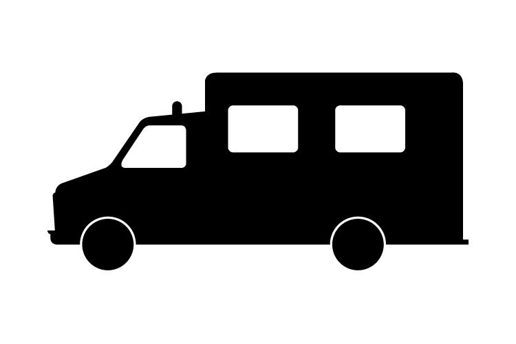 Ambulance icon example image 1