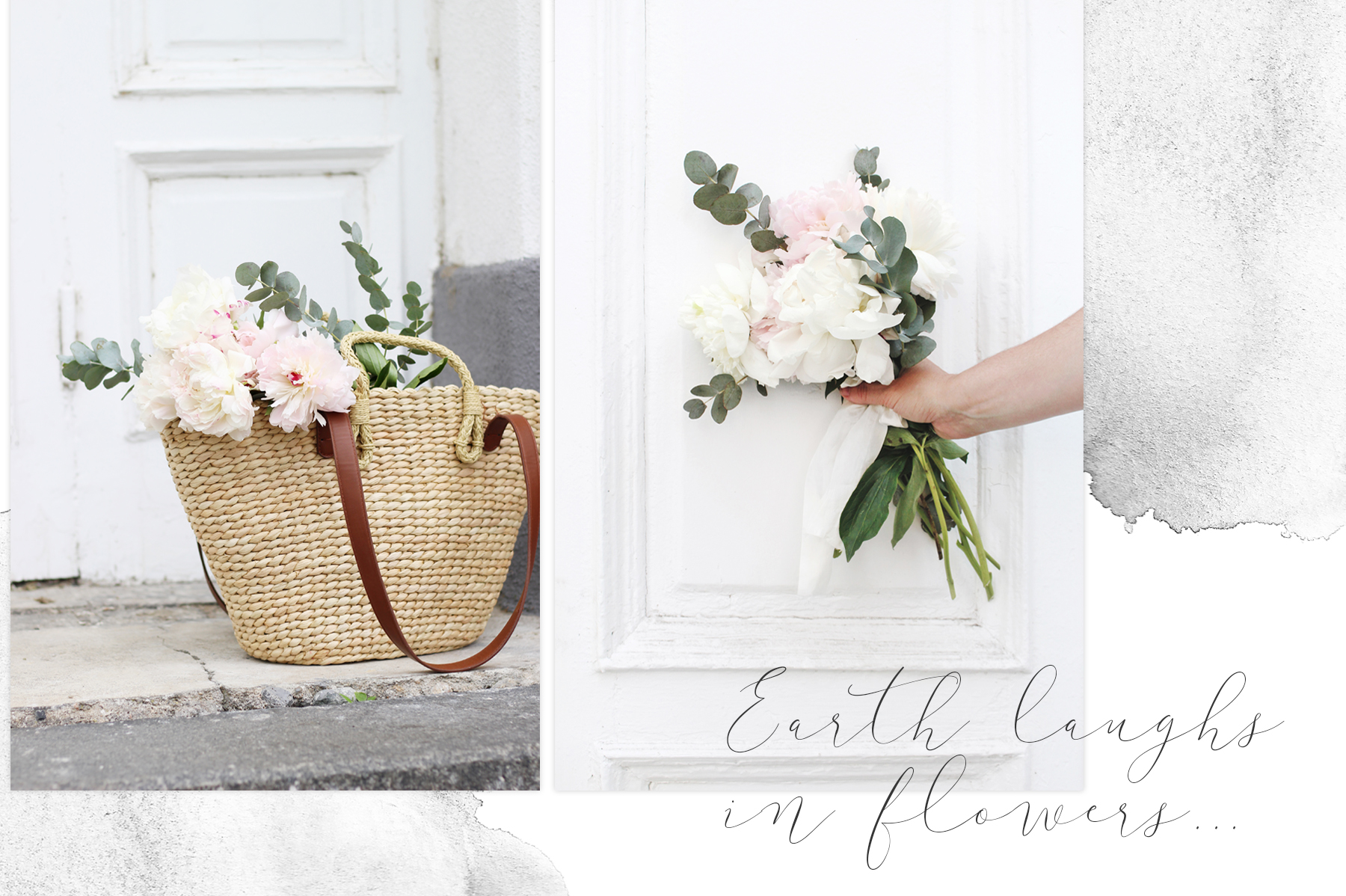 Vintage peony wedding mockups & stock photo bundle example image 6