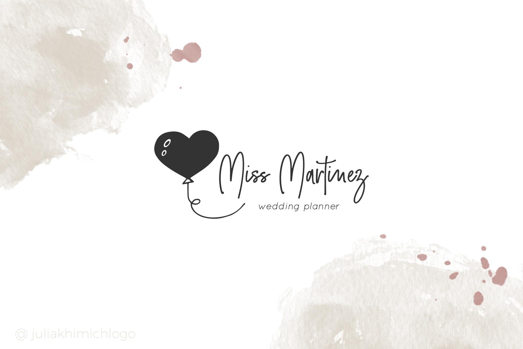 Logo Pack Vol.1. Romantic & Wedding example image 10