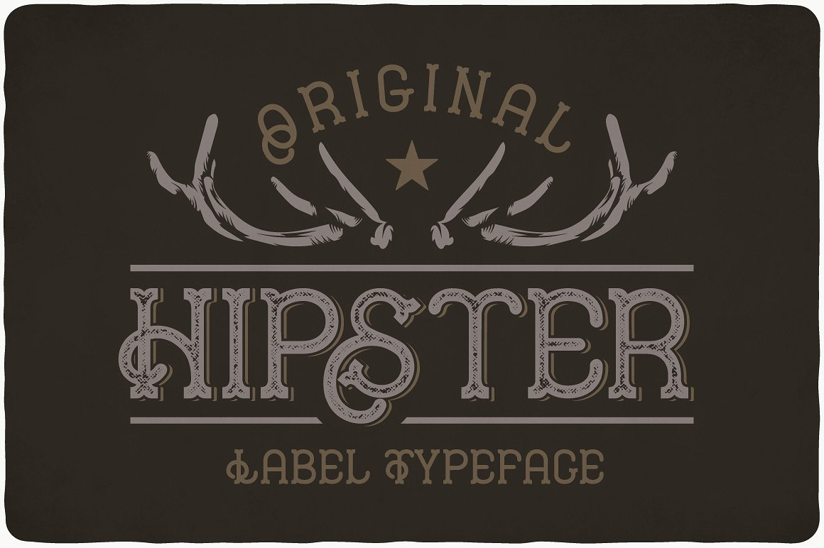 Vintage Fonts Bundle example image 9