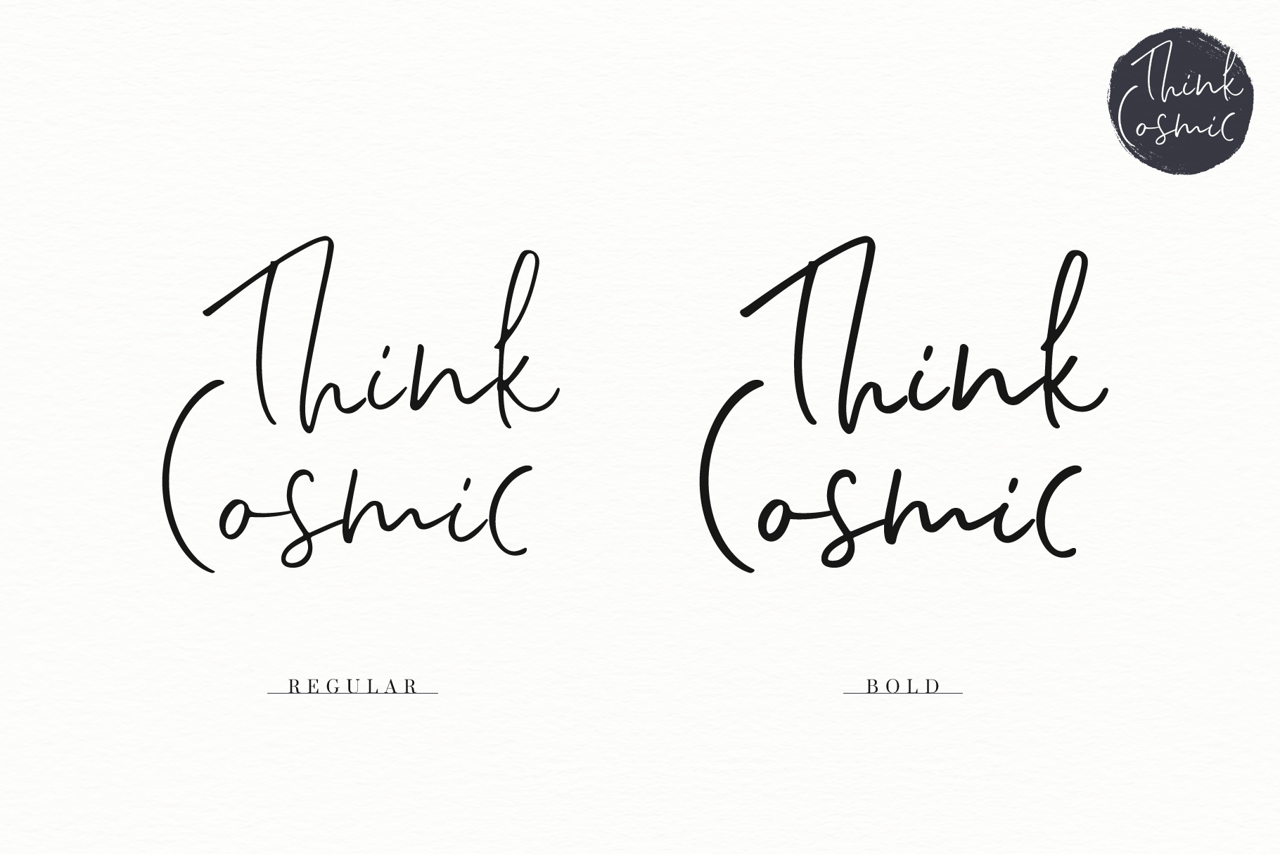 Think Cosmic | A Casual Script example image 8