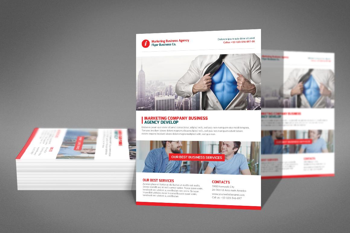 Marketing Flyer example image 4