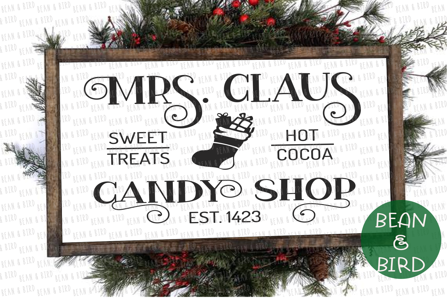 MRS. CLAUS CANDY SHOP example image 1