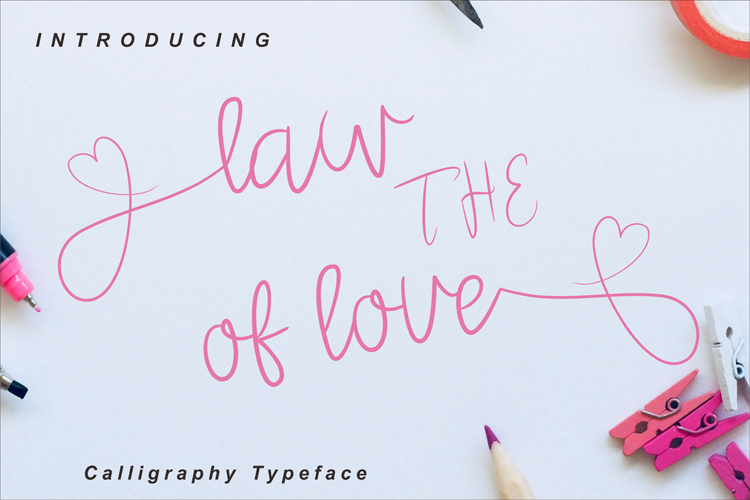 the law of love example image 1